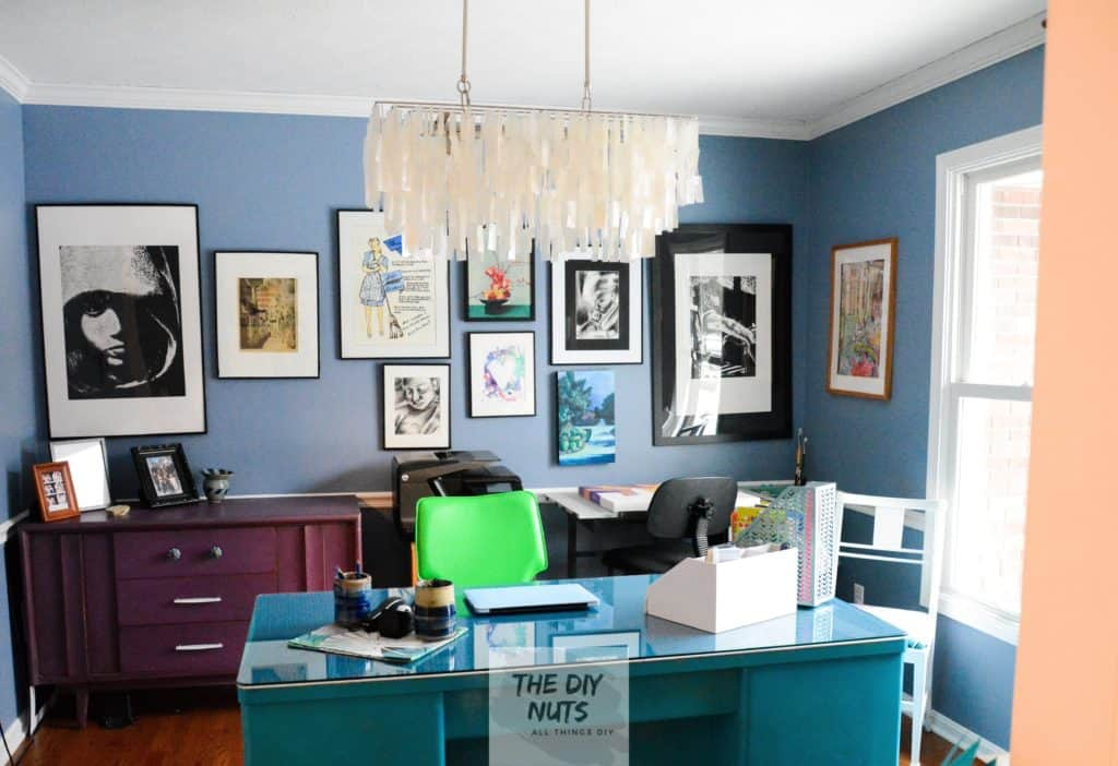 Art Studio and Home Office DIY ideas