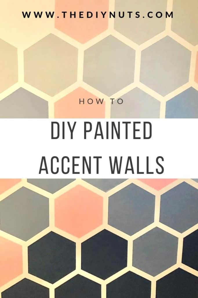 DIY Painted Accent Walls