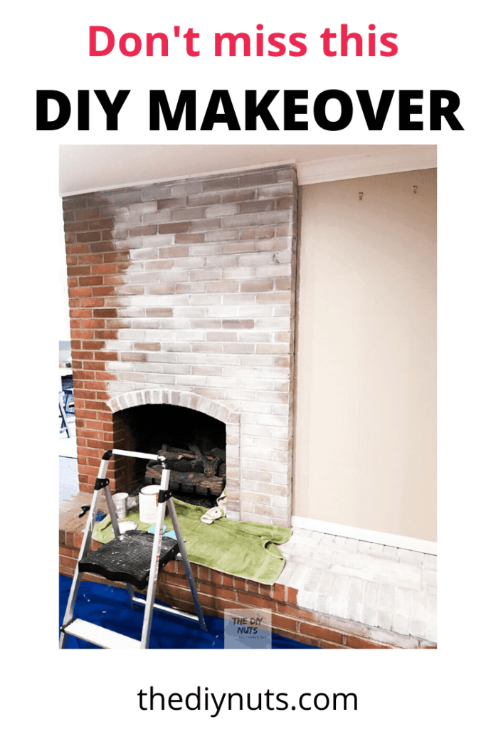 Diy Fireplace Makeover Ideas On A Budget That Anyone Can Do The Diy Nuts
