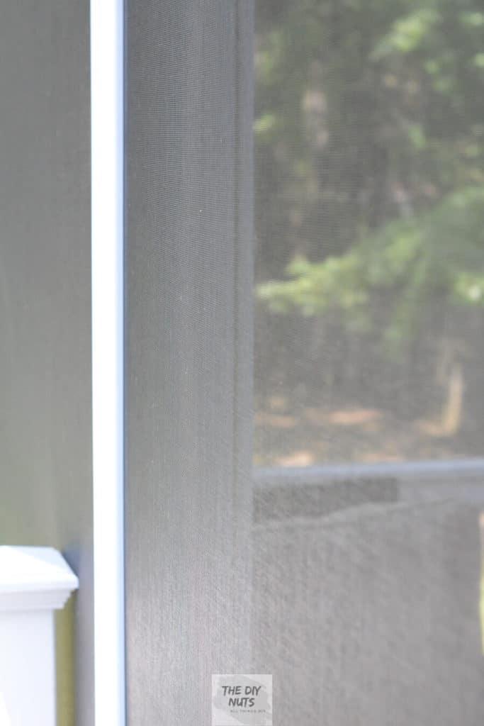 ScreenEze Screened-in Porch system