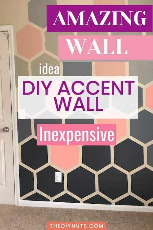 Amazing Painted Wall Idea