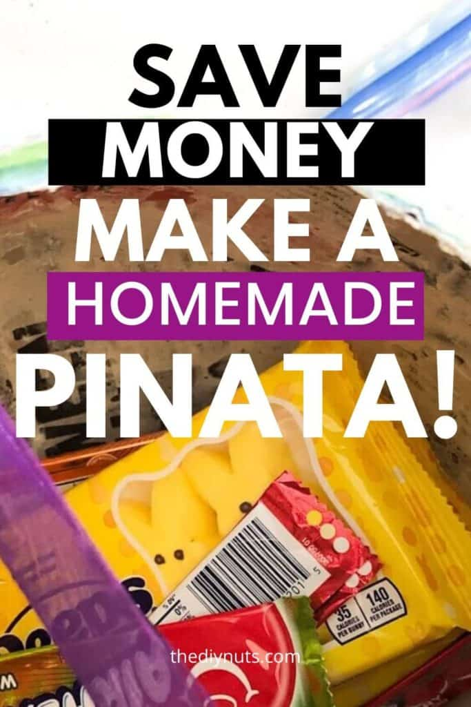 Save Money: Make a Homemade Pinata