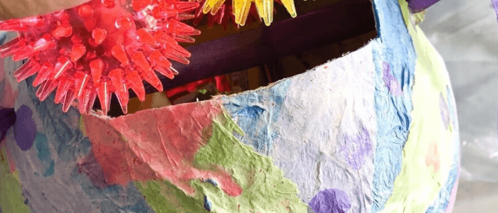How to make a DIY Pinata
