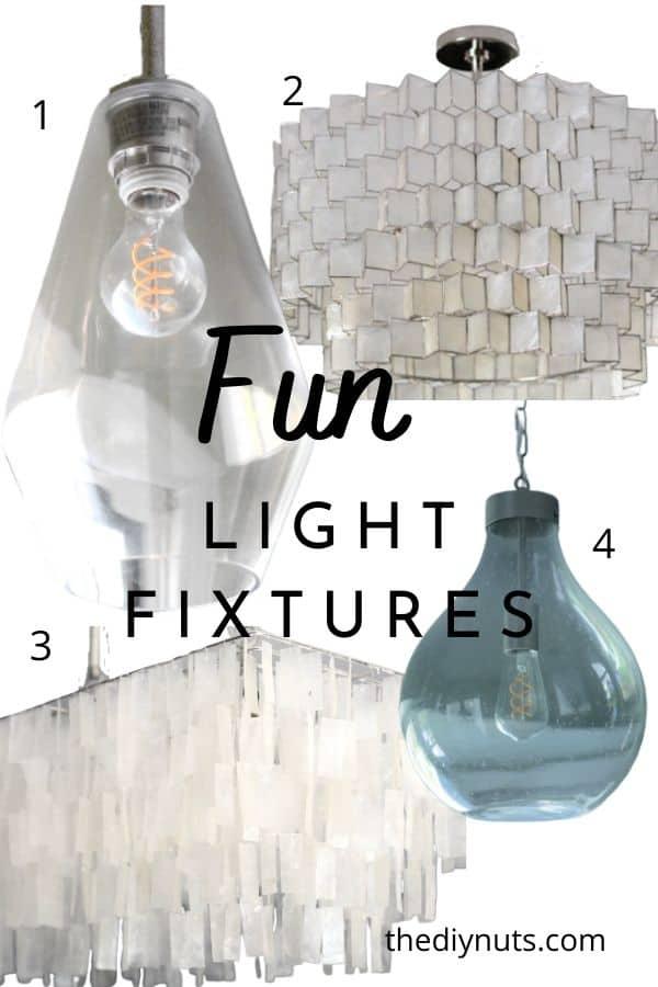 Fun Light Fixtures