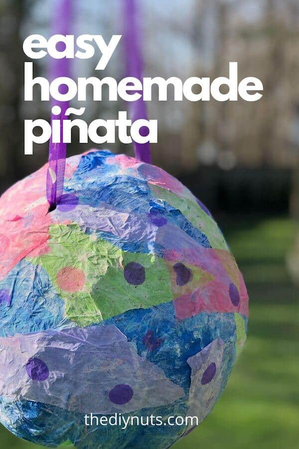 easy homemade pinata
