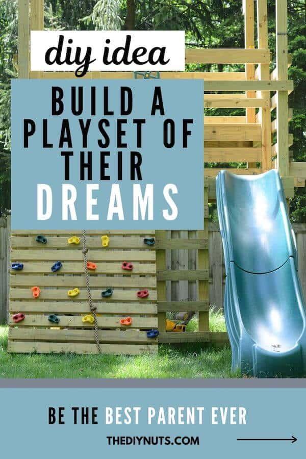 DIY playground for children