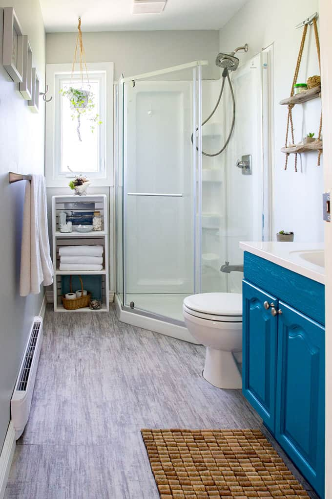 16 Cheap Ways To Makeover Your Bathroom Today The Diy Nuts