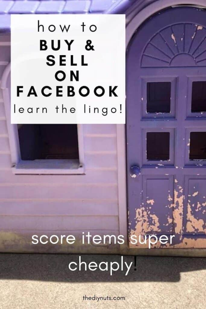 Buy Sell on Facebook