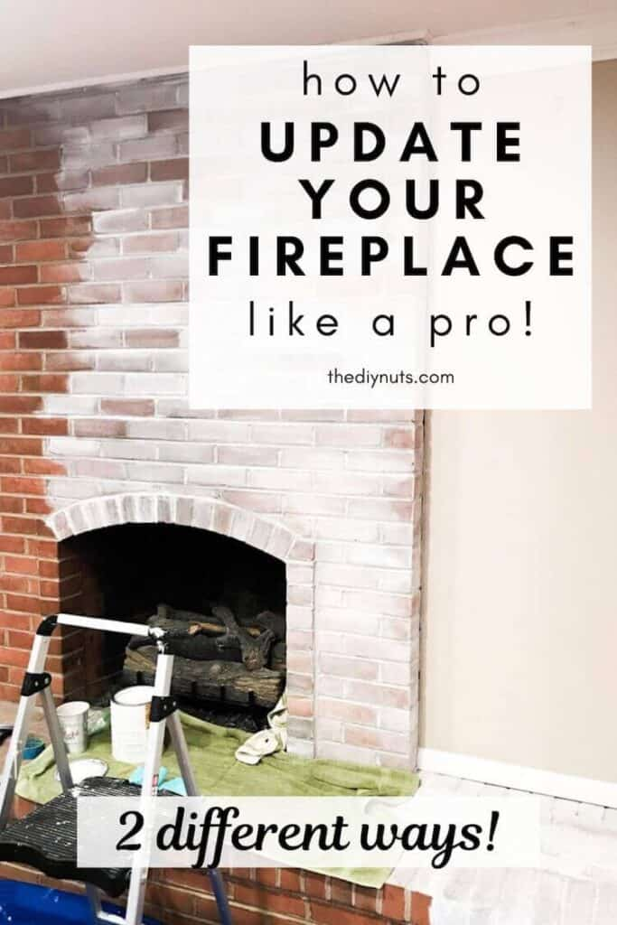 Update your fireplace like a pro