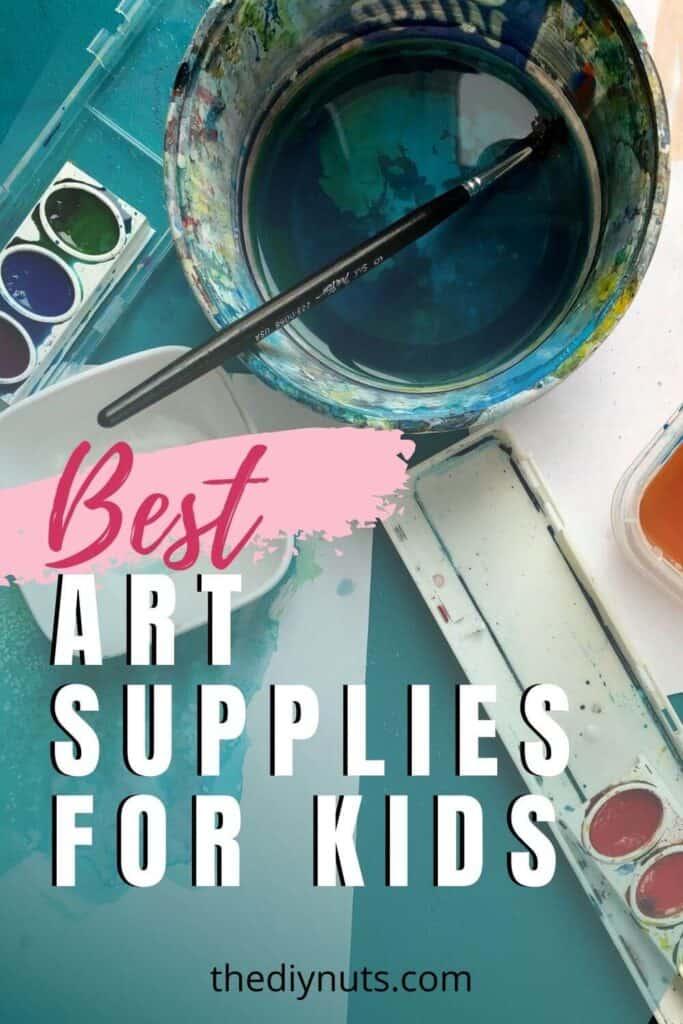 Best Art Supplies for Kids