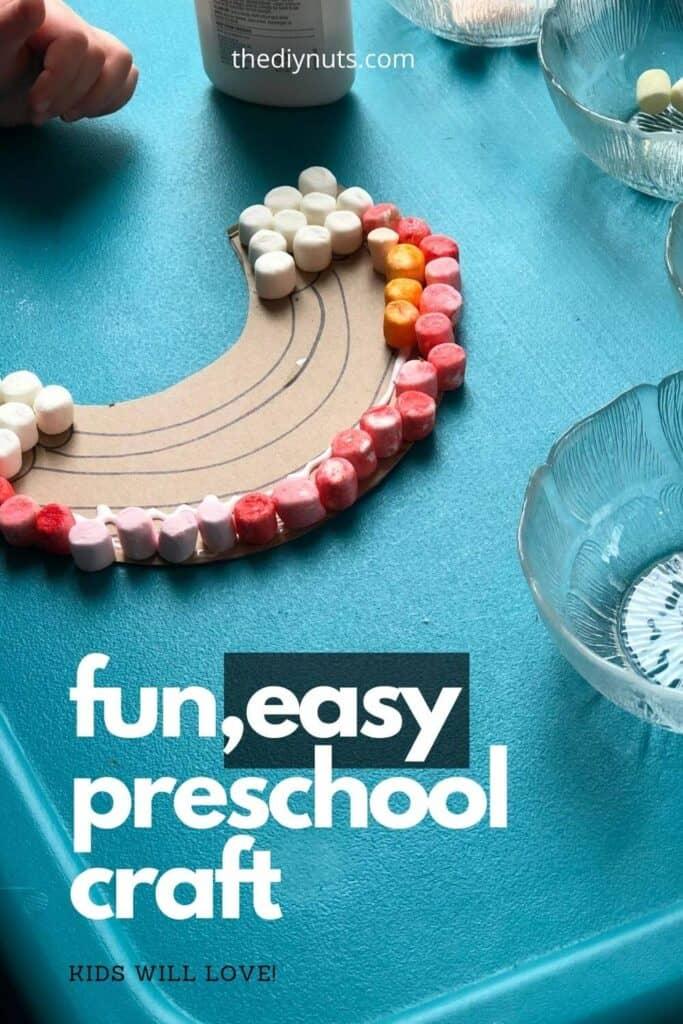 Fun Easy Preschool Craft