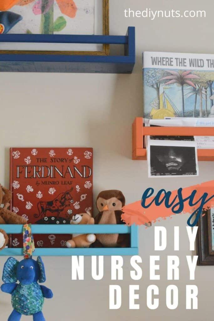 Diy Baby Nursery Ideas Fun Neutral Decor Ideas The Diy Nuts