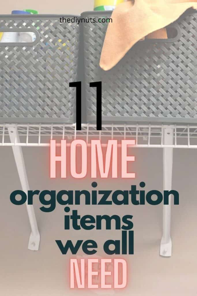 11 Home Organization Items we all need from Amazon