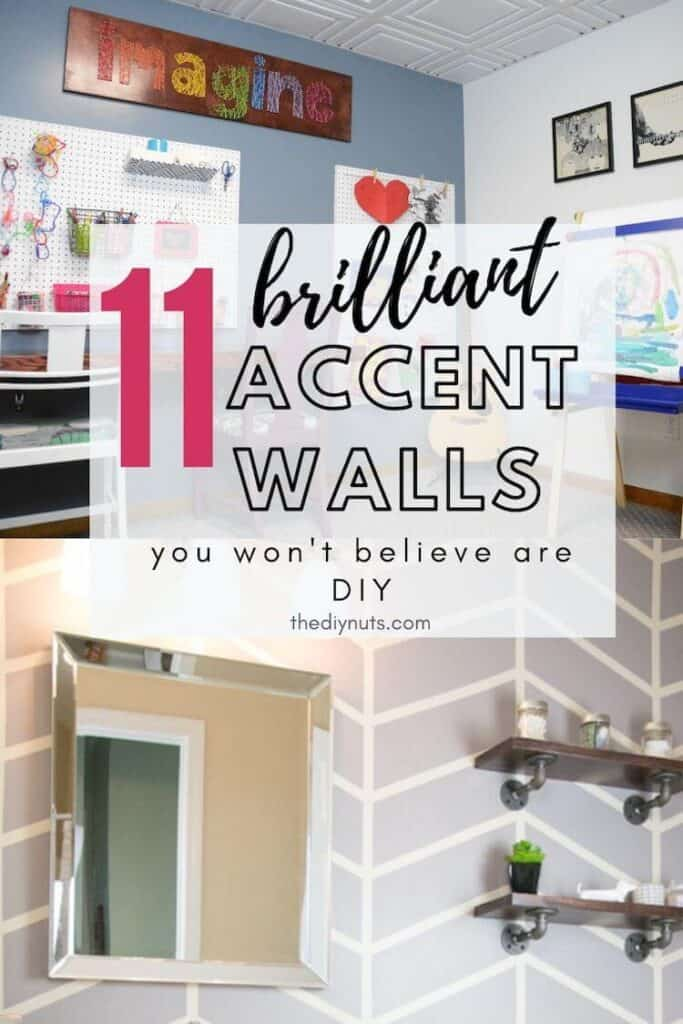 11 Brilliant accent walls ideas