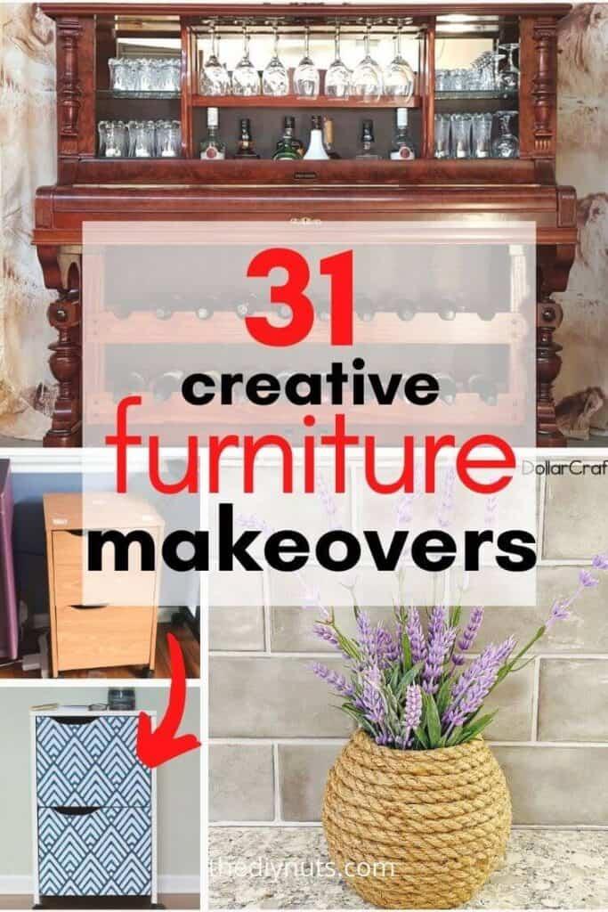 31 creative furniture makeovers