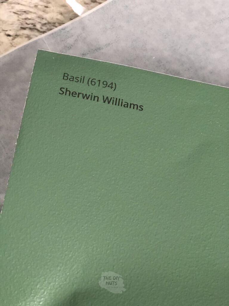 texture on Samplize paint sample