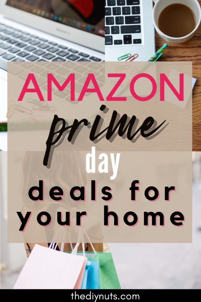 Amazon prime day deals for your home